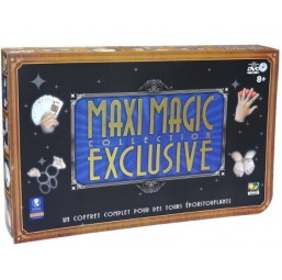 Spectacle et magie  Collection maxi magie + dvd